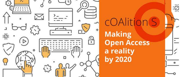 cOAlition S – plán pro okamžitý a úplný otevřený přístup